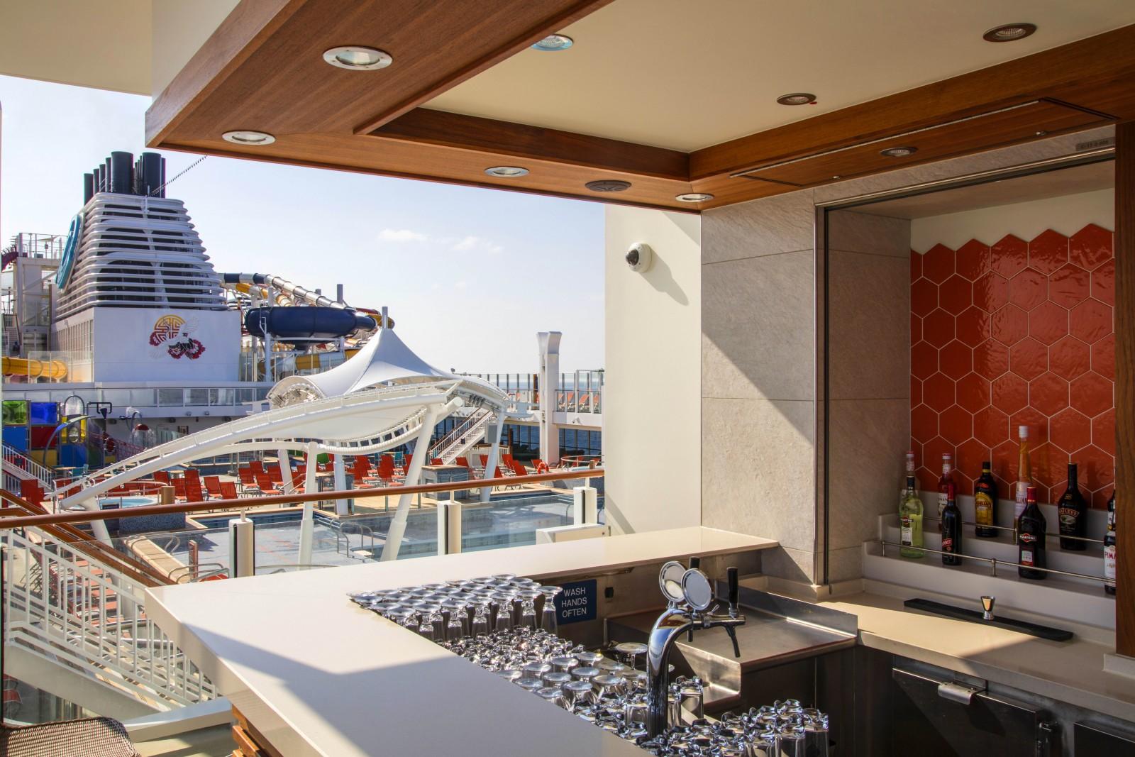 Sun Deck Bar